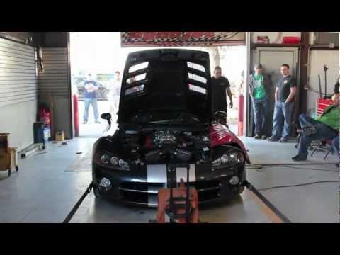 Lethal Performance Dyno Day 14 January 2012
