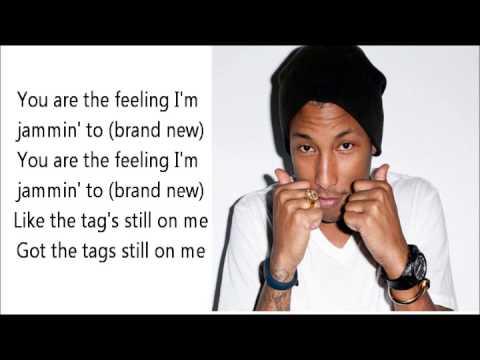 Free Download Pharrell Williams - Brand New Ft. Justin Timberlake (lyrics Video) Mp3 dan Mp4