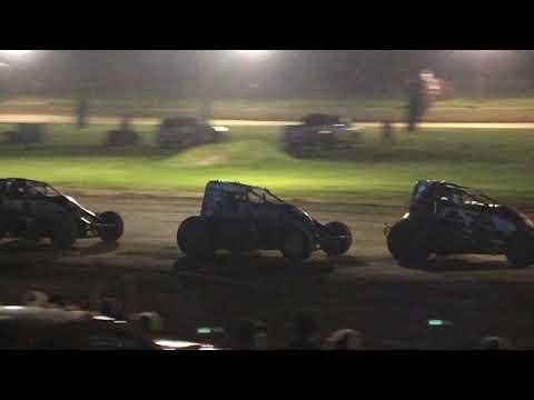 MSCS Sprint Car Feature Paragon Speedway 5/31/19
