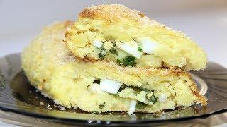 Картофельные рулеты с луком и яйцом. Рецепт сытной закуски