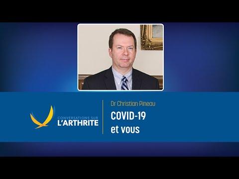COVID-19 et vous | Conversations sur l'arthrite