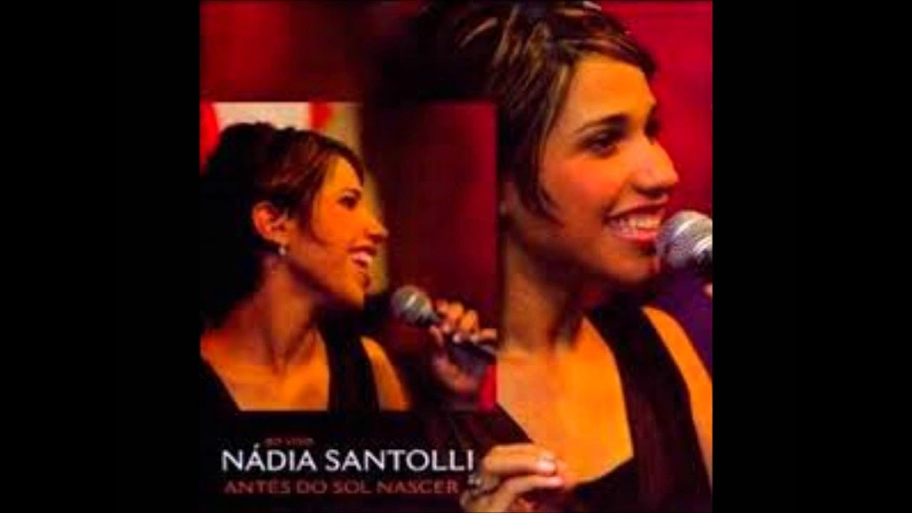 nadia santolli - antes do sol nascer playback