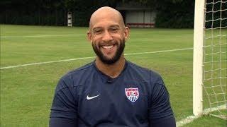 Personal Triumph of Team USA Goalkeeper Tim Howard