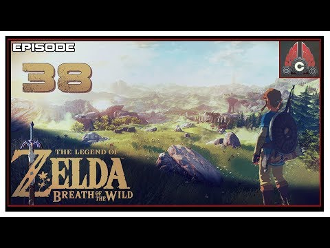 Let's Play The Legend Of Zelda: Breath Of The Wild With CohhCarnage - Episode 38