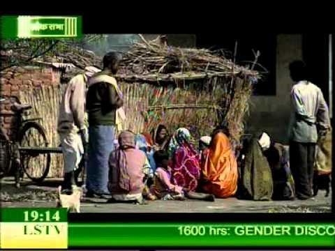 Musahars of Uttar Pradesh are leading a fightback - A short feature on LokSabha TV - Part II