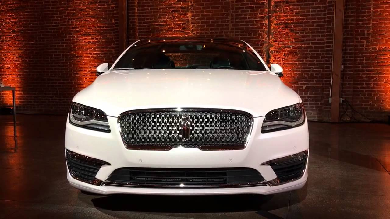 New 2017 lincoln motor company mkz unveiling fordlaas for Lincoln motor company news