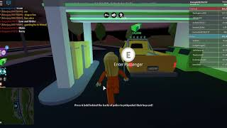 Roblox.-Jail Break Ep 4. Still trying to figure this out.