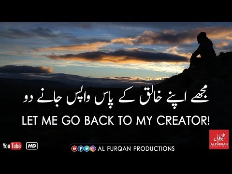 POEM: Let Me Go Back To My Creator | by Sheikh Mansour Al Salimi
