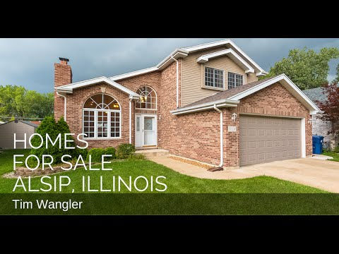 Homes for Sale in Alsip Illinois
