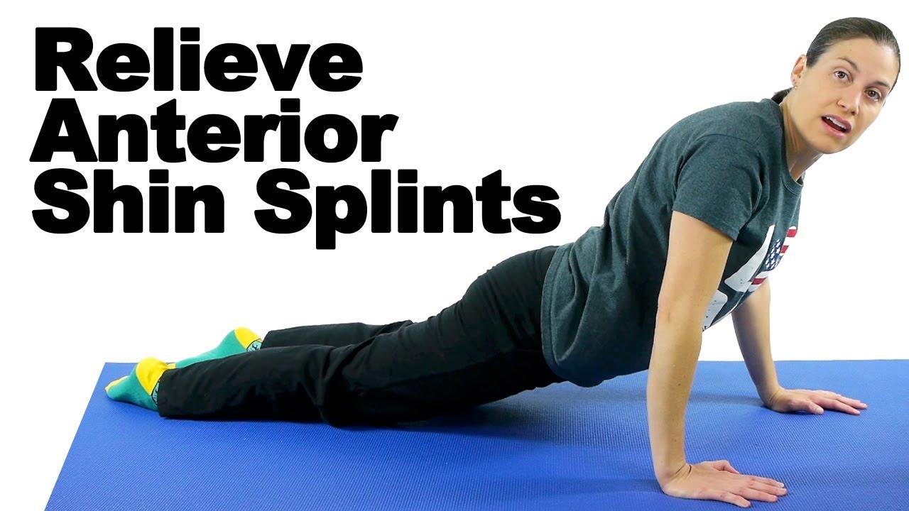 4 Stretches To Combat Shin Splints | Bodybuilding.com |Stretches For Shin Pain