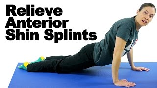 Anterior Shin Splints Treatment Stretches & Exercises - Ask Doctor Jo