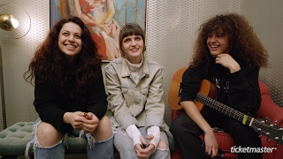 Go Behind the Scenes with MUNA