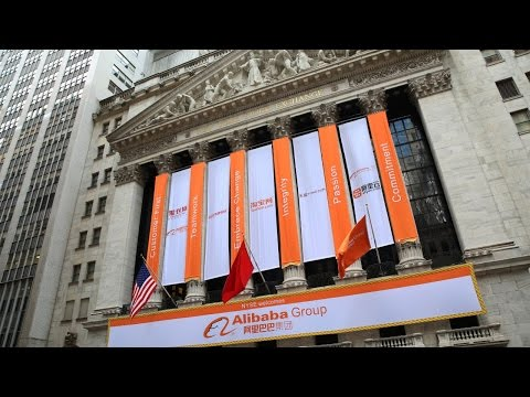 Alibaba Is the Biggest American IPO Ever