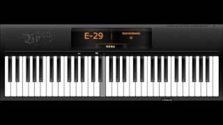 Just Some Random Piano Improve