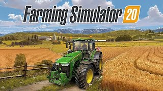 Farming Simulator 20 - GIANTS Software - Gameplay - iOS / Android
