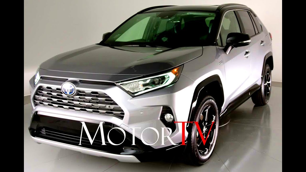 suv all new 2019 toyota rav4 hse hybrid l exterior interior design youtube. Black Bedroom Furniture Sets. Home Design Ideas