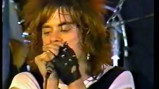 "Flotsam & Jetsam With Jason Newsted   ""She Took An Ax "" 1985"