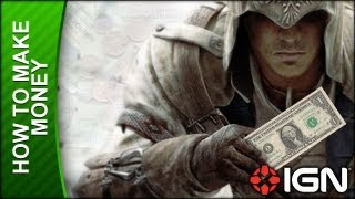 Assassins Creed 3 | Easy and Fast money | Thousands of gold at a time