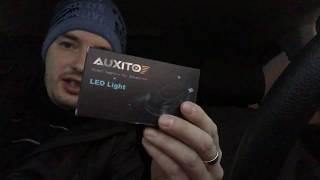 Замена лампочек ближнего света на LED RGB фольцваген