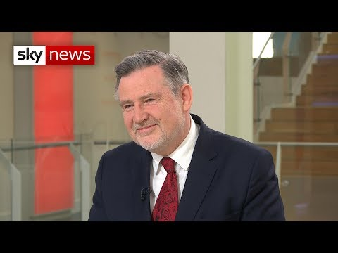 Barry Gardiner: Antisemitism is a small issue of the Labour party