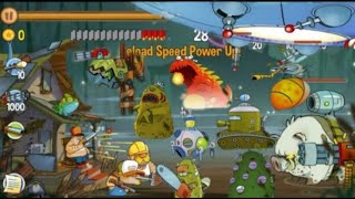 Swamp Attack All Bosses | All boss defeated screenshot 3