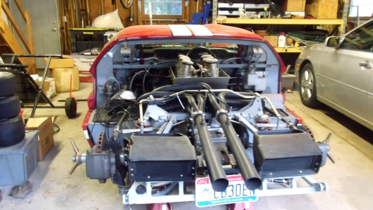 ford gt 40 engine restoration 92016 update