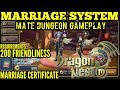 DRAGON NEST M-SEA: MARRIAGE SYSTEM | MATE DUNGEON TUTORIAL #4