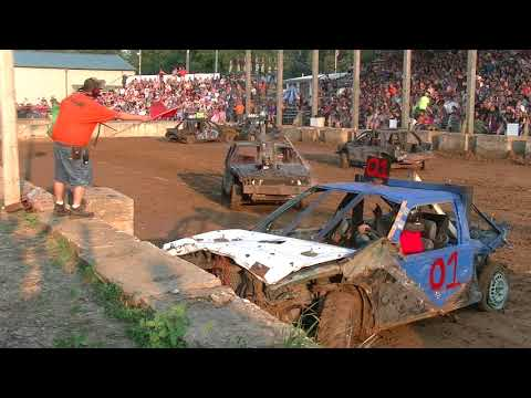 COMPACT WELD DEMOLITION DERBY 2018