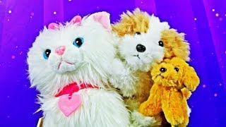 Scruffies • Pieski i kotki interaktywne • Cobi • Unboxing
