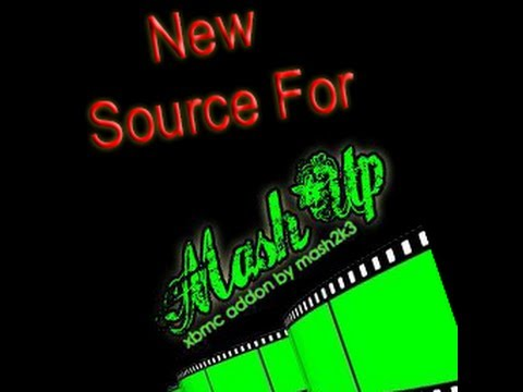 How to install the New Mashup Source on XBMC/ ARCHIVE