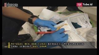 Curiga! Petugas Bea Cukai Dapati Serbuk Putih di Pembalut Penumpang Part 01 - Indonesia Border 10/09