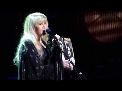 """73 Album Cover & If You Were My Love"" Stevie Nicks@Philadelphia 11/20/16"