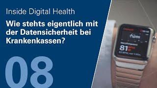 Wie stehts eigentlich mit der Datensicherheit bei Krankenkassen?