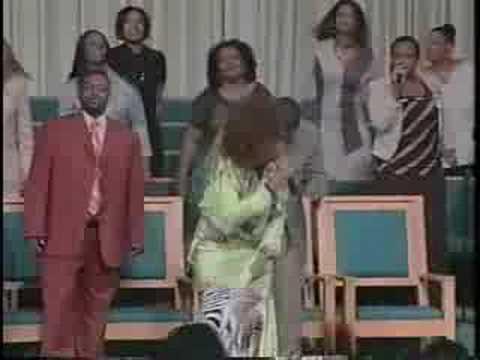 karen clark sheard- hallelujah at Greater Emmanuel