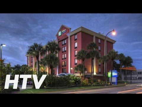 Hotel Holiday Inn Express Miami Springs