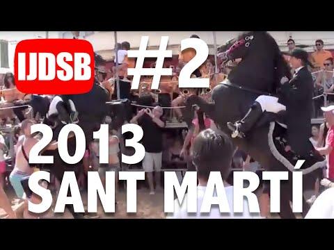 Sant Martí 2013: Diumenge (1/2)