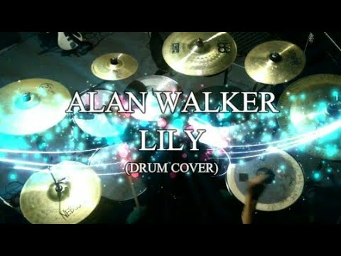 lily---alan-walker,-k-391-&-emelie-hollow-(drum-cover)-rock-version-style