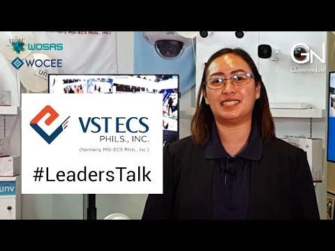 #LeadersTalk with VST