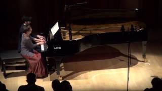 Maria João Pires  Julien Brocal: Schubert Fantasia in fa minore D940 op.103