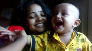 Funny Babies Laughing Hysterically At Balloons Compilation | इतना हँसते बच्चे के साथ क्या हुआ| funny