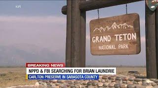 Gabby Petito still missing as investigators search for person of interest Brian Laundrie