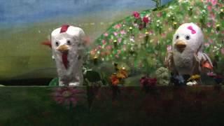 매직큐브 인형극 꽃담