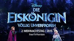 Die Eiskönigin - Völlig unverfroren am 26.12.2016 bei RTL