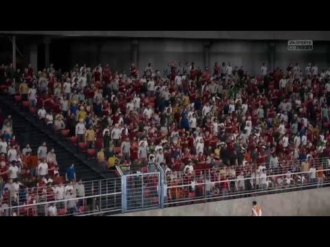 FIFA18  Russian League  Rubin Kazan - Arsenal Tula
