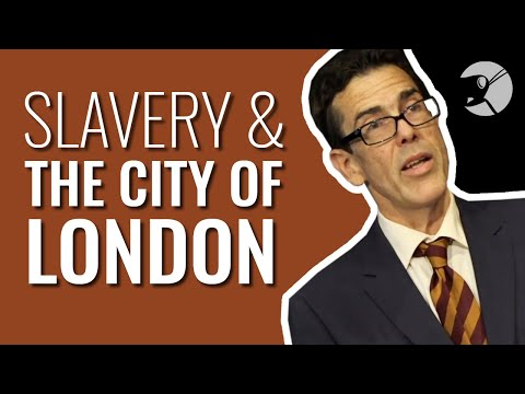 Slavery And The City Of London