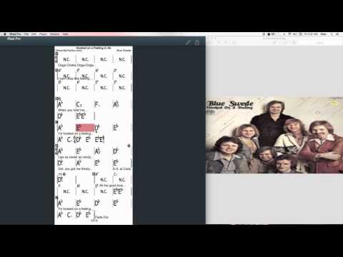 Hooked On A Feeling Chords — Music Box Listen