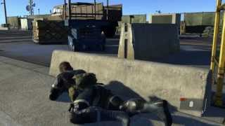MGSV GZ's - Destroy The Anti-Air Emplacements (C4 Only) S Rank - 100% Stealth