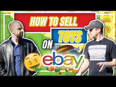 How to Start a Toy Business Selling on eBay