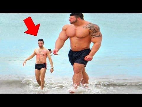 5 bodybuilders giganteschi da far paura