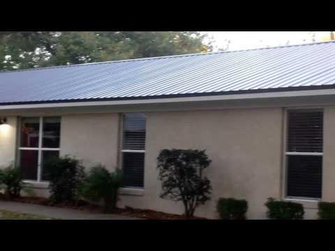 Metal Roofing jackson ms